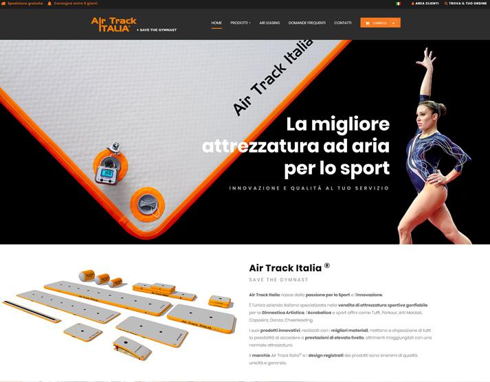 Homepage airtrackitalia.com