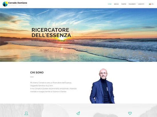 Creazione logo e sito web libero professionista