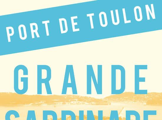 Grafica Grande Sardinade | Portfolio FAR